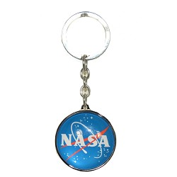 NASA Vector Dome Keychain