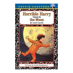 Horrible Harry Goes to Moon