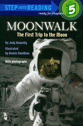 Moonwalk 1st Trip to Moon
