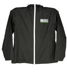 Color Splash NASA Ladies Yakima Jacket BLACK AS